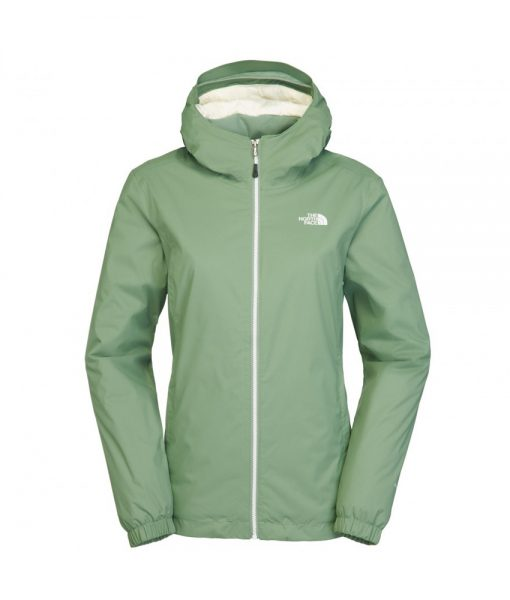 The North Face W Quest insulated Jacket Sea Spry Green