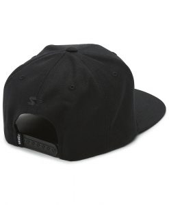 Vans x Starter Snapback Hat Authenticity St Black