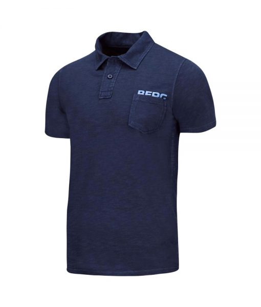 Berg Outdoor Polo Catalpa Dark Blue