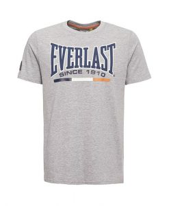 T-shirt Everlast EVR4427 Grey Marl