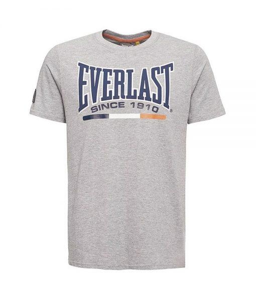 T-shirt Everlast EVR4427 Grey Marl