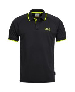 Polo Everlast EVR9703 Fluo SL Black