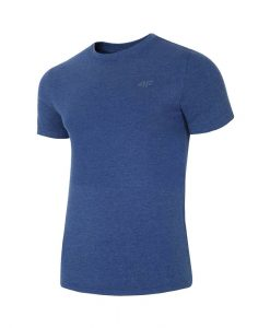 T-Shirt 4F TSM001 T4Z16 Denim Melange