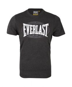 T-shirt Everlast EVR6563 Charcoal