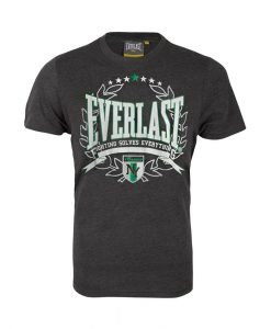 T-shirt Everlast EVR6564 Charcoal