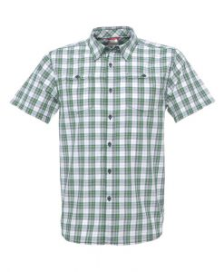 Chemise The North Face Sentinel Spire Woven SS Arden Green