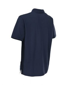 Trespass Uphill Mens Polo Top Navy Tone